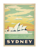 Sydney, Australia Posters by  Anderson Design Group