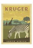 Kruger National Park, South Africa Poster von  Anderson Design Group