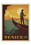 Venice, Italy Poster by  Anderson Design Group