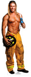 Chippendale Kevin Cornell - Fireman Lifesize Standup Pappfigurer