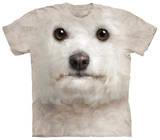 Youth: Bichon Frise Face T-Shirts