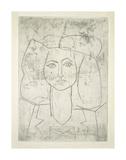 Portrait of Francoise, dressed... Posters av Pablo Picasso