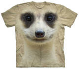 Youth: Meerkat Face T-shirts