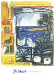 The Pigeons, 1957 ポスター : パブロ・ピカソ