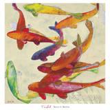 Tangled Prints by Brenda K. Bredvik