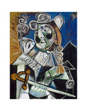 Le matador Kunstdrucke von Pablo Picasso