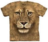 Youth: Lion Warrior T-skjorte