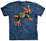 Youth: Victory Frog Camisetas