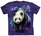 Youth: Panda Collage T-Shirts