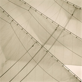 Head Sails of a Tall Ship Giclee Print by Michael Kahn