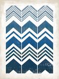 Ombre Giclée-Druck von Ken Hurd