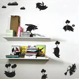 Flying Pigs Sticker Pack Vinilo decorativo
