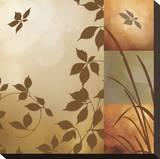 Abundance Stretched Canvas Print by Edward Aparicio