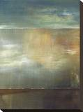 The Space Between Sträckt kanvastryck av Heather Ross