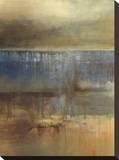 Ambergris Sträckt kanvastryck av Heather Ross