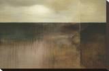 Deep Sienna Sky Sträckt kanvastryck av Heather Ross