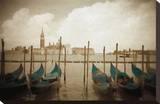Venezia I Trykk på strukket lerret av Heather Jacks