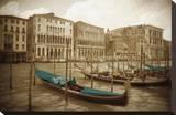 Venezia II Trykk på strukket lerret av Heather Jacks