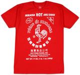 Sriracha - Label Skjorte