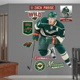 NHL Minnesota Wild NHL Zach Parise 2012 Wall Decal Sticker Wall Decal