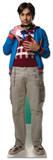 Big Bang Theory Raj Standup Pappfigurer