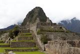 The Ruins At Machu Picchu Lámina fotográfica por Kent Kobersteen