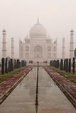 Sunrise At the Taj Mahal Photographic Print by Kent Kobersteen