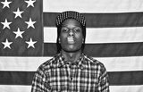 ASAP Rocky Music Poster Photo