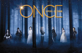 Once Upon a Time Television Poster Foto