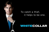 White Collar Television Poster Stampe