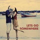 Let's Go Somewhere Affiches par Michele Westmorland