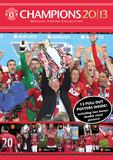 Manchester United Champions Poster Set Plakater