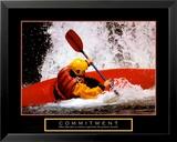 Commitment: Kayak Posters