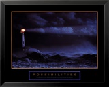 Possibilities: Lighthouse Prints