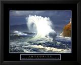 Integrità: onda, in inglese Stampe