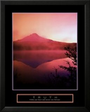 Truth: Misty Mountain Poster
