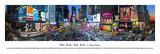 New York, New York - Times Square Plakater af James Blakeway