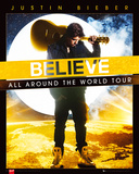 Justin Bieber World Tour Poster