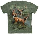 Deer Collage Tshirt