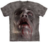 Zombie Face T-Shirts