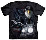 Biker Stryker T-skjorte