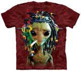 Jammin Alien T-skjorter