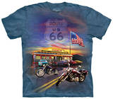 Rota 66 Camiseta