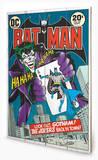 DC Comics - The Joker Back In Town Holzschild