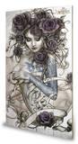 Alchemy - Les Belles Dames De La Rose Wood Sign Treskilt