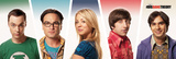 The Big Bang Theory - Cast Prints