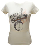 Women's: Carolina Chocolate Drops - Banjo Magliette