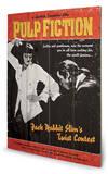 Pulp Fiction -Twist ContestWood Wood Sign Treskilt