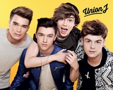 Union J (Yellow) Affiches
