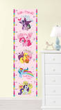 My Little Pony Growth Chart Wall Decal Sticker Adesivo de parede